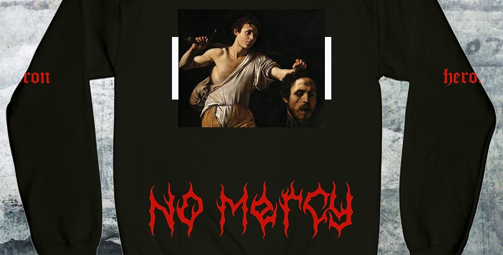 No Mercy Crew Neck (Black)