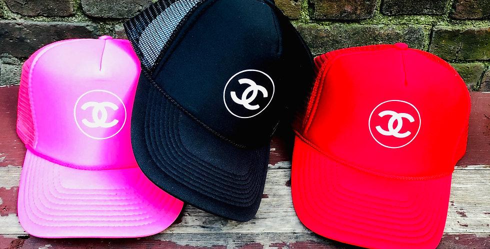 Karl Lagerfeld Trucker Hat