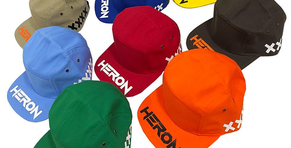 Heron 5 Panel Hats