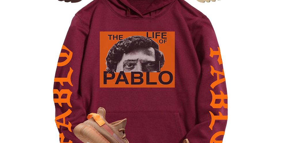Pablo 2.0 Hoodie (burgundy)
