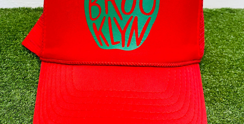 Big Apple Hat (red)