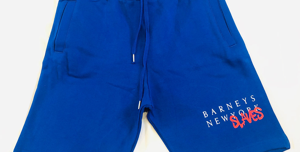 Barneys New Slaves shorts (Pepsi blue)