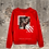 Thumbnail: Fallen Angel crew neck (red)