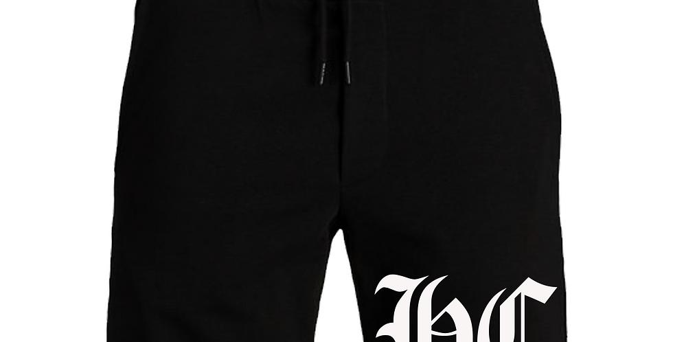 "Heron ""Gothic"" Shorts (Black)"