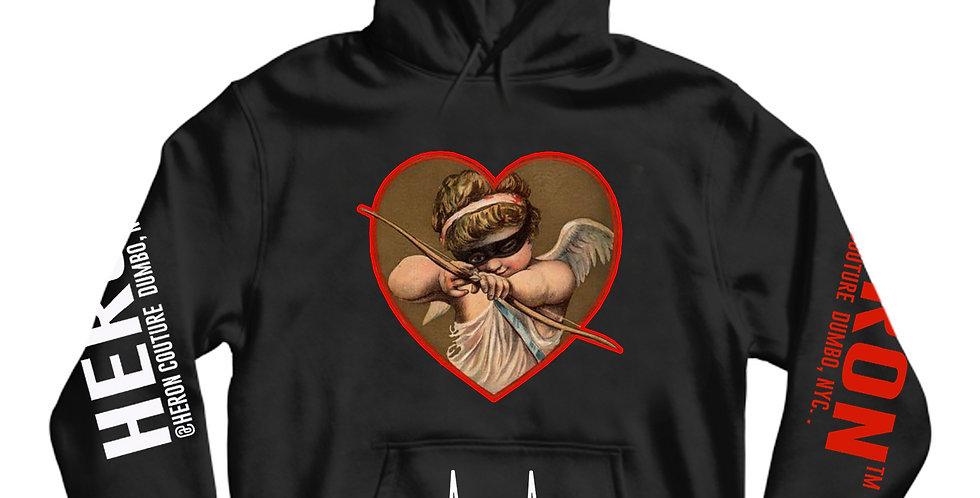 Stolen Heart Hoodie (Black)