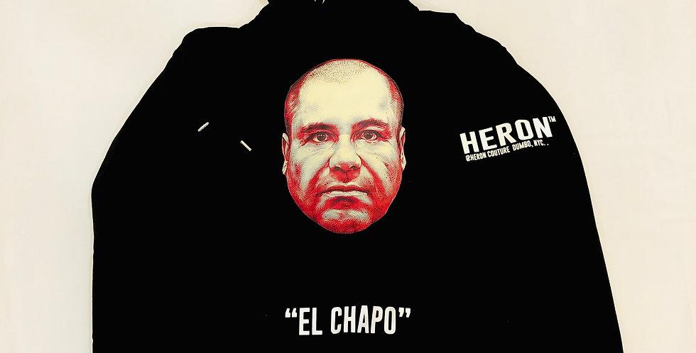 """CHAPO """"Drug Lord"""" hoodie (black)"""