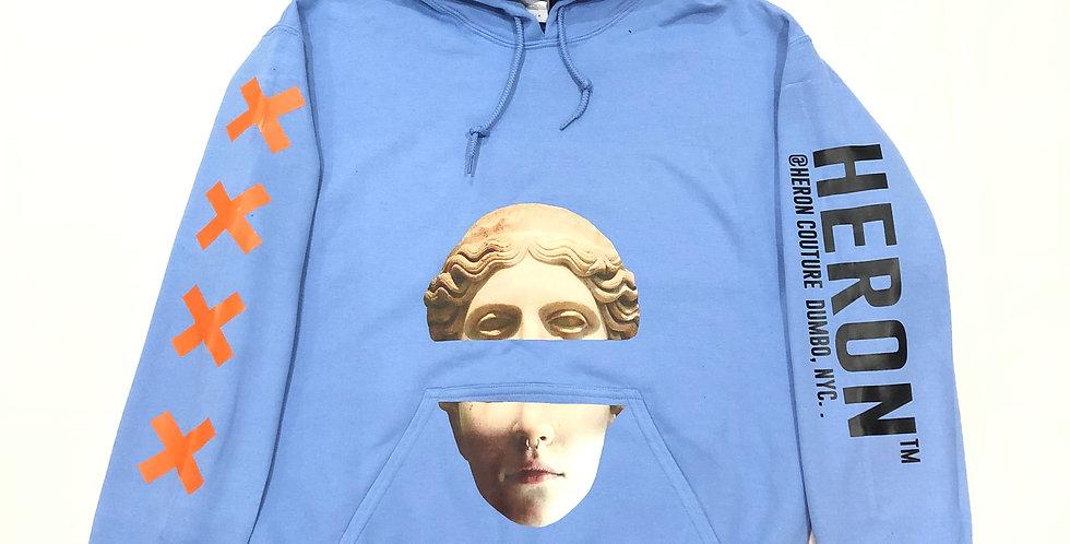 Headless hoodie (powder blue)