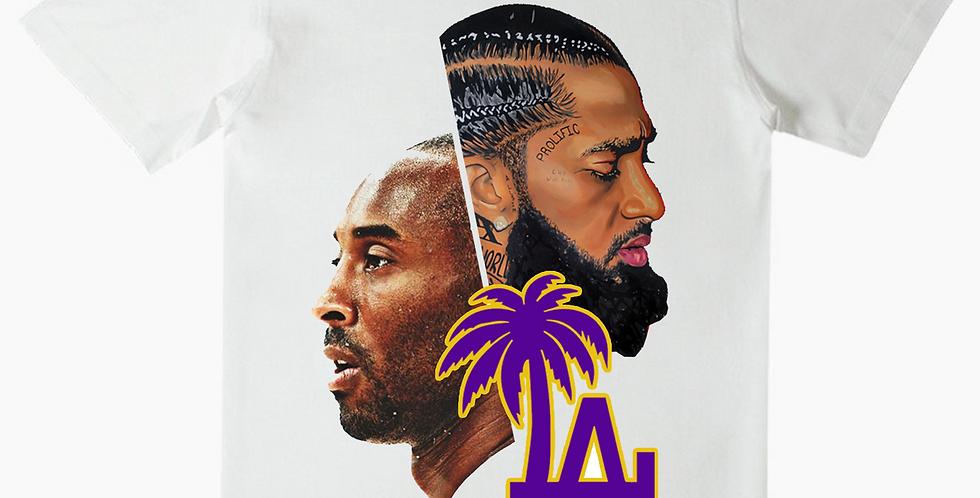 Kings Of LA T-shirt (White)