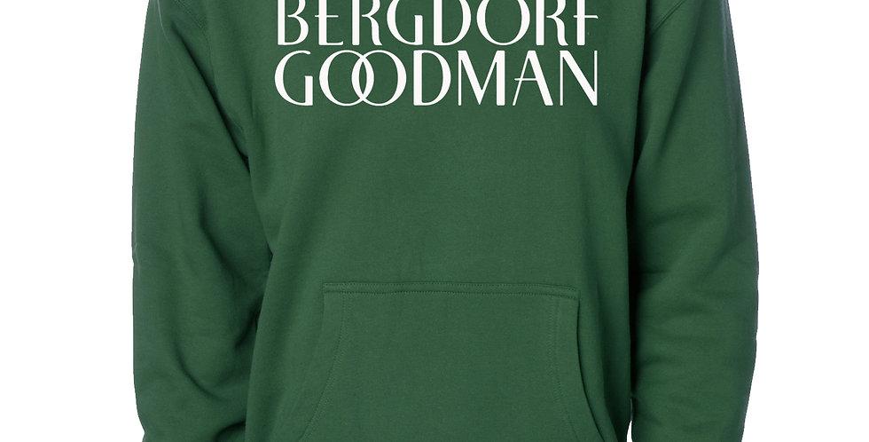 Bergdoff Hoodie (Green)