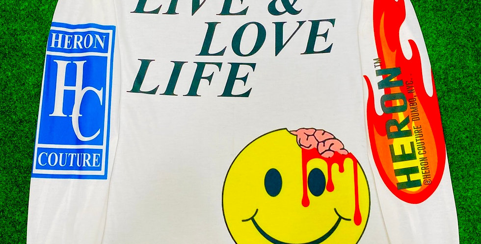 Live & Love Life Top