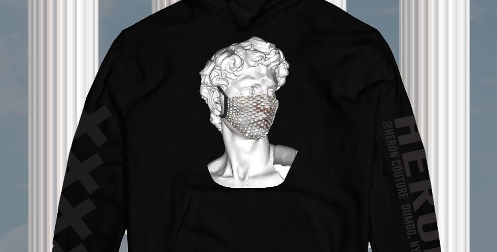 Quarantined in Fashion Hoodie (Black)