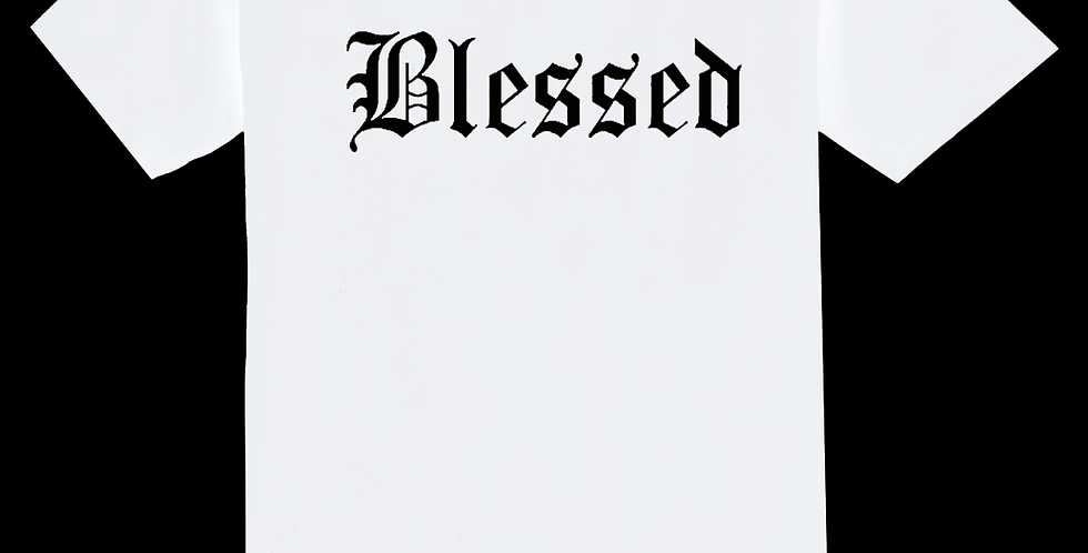 Blessed T-shirt (White)