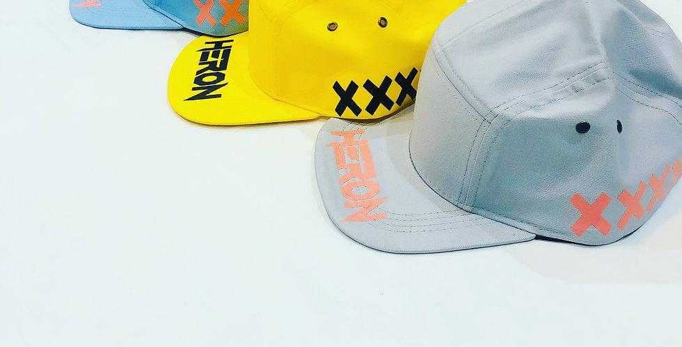 4th strike (5 panel) hat