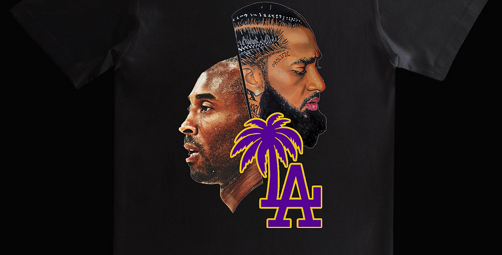 Kings Of LA T-shirt (Black)