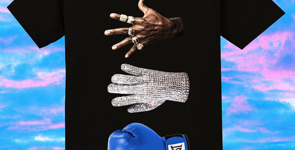 Victory T-shirt (blue glove)
