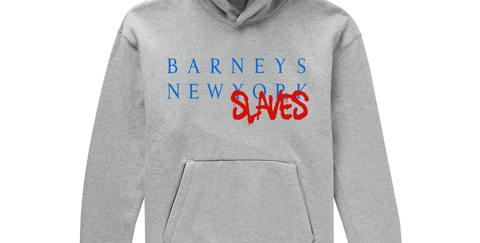 Barneys New slaves Hoodie (USA)