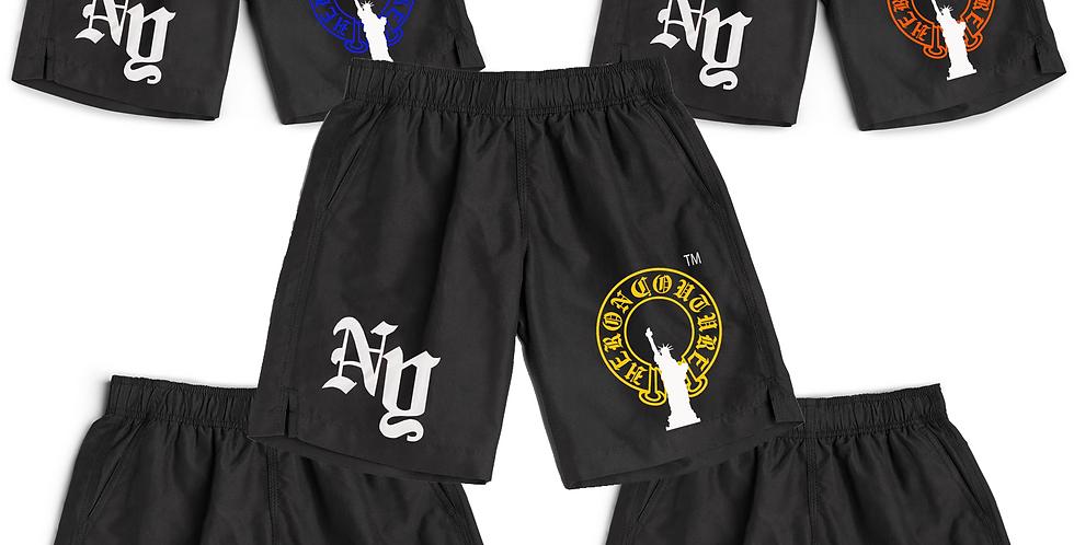 Vintage NY shorts
