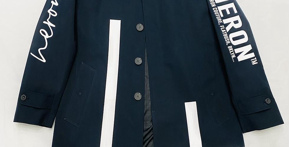 Sherlock trench coat (Navy)
