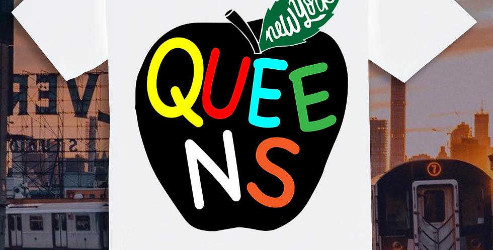 Big Apple T-shirt (Queens)