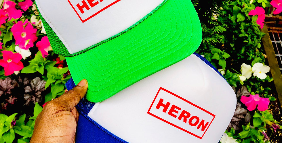 """Heron """"Trucker"""""""