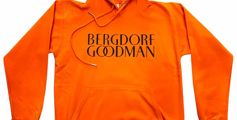 Bergdoff Hoodie (Orange)