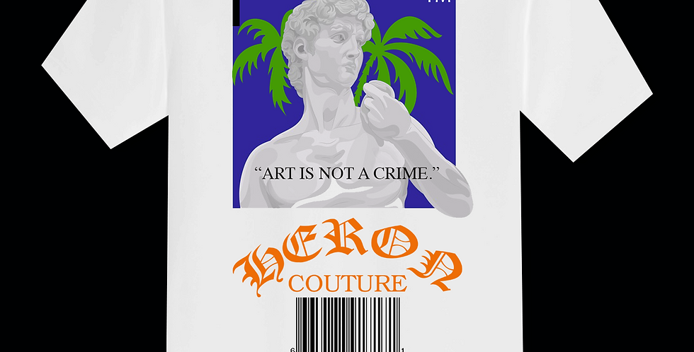 Art In Paradise T-shirt