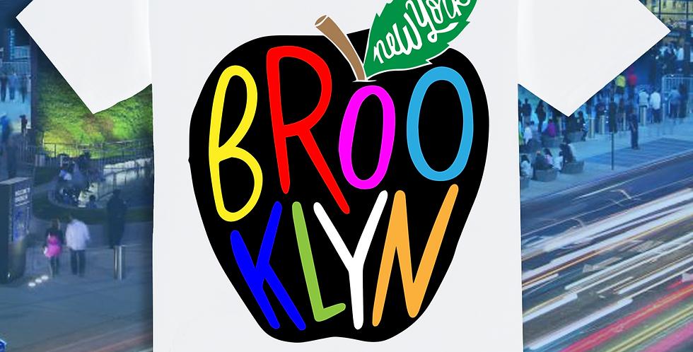 Big Apple T-shirt (Brooklyn)