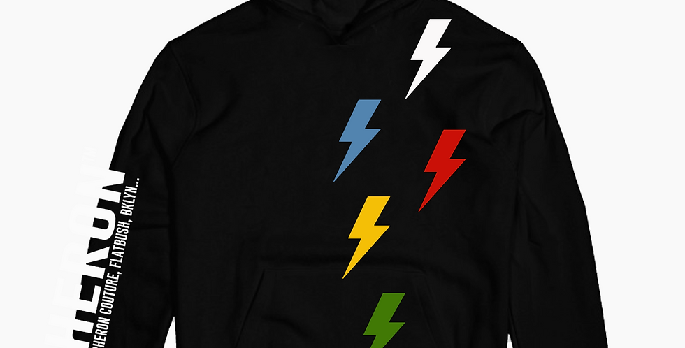 The Perfect Storm Hoodie (Black)