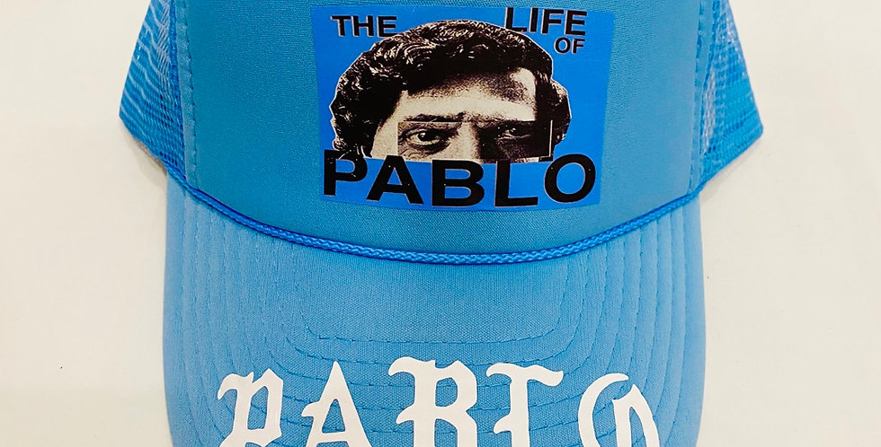 The Life Of Pablo Trucker (Baby blue)