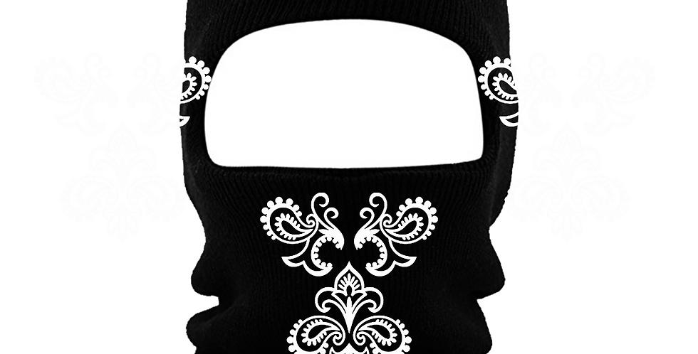 Bandana ski mask (Black)