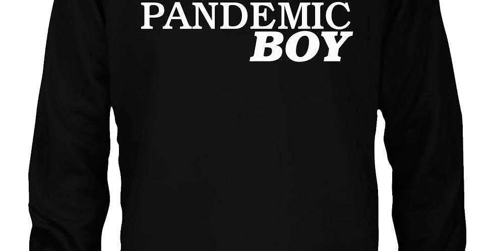 Pandemic Boy Crewneck Sweater