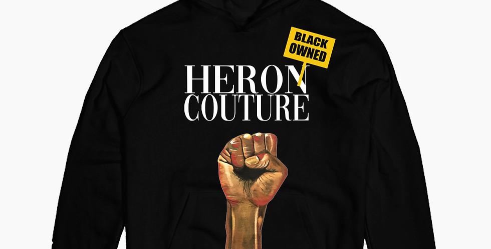 Black Owned Hoodie (Black)