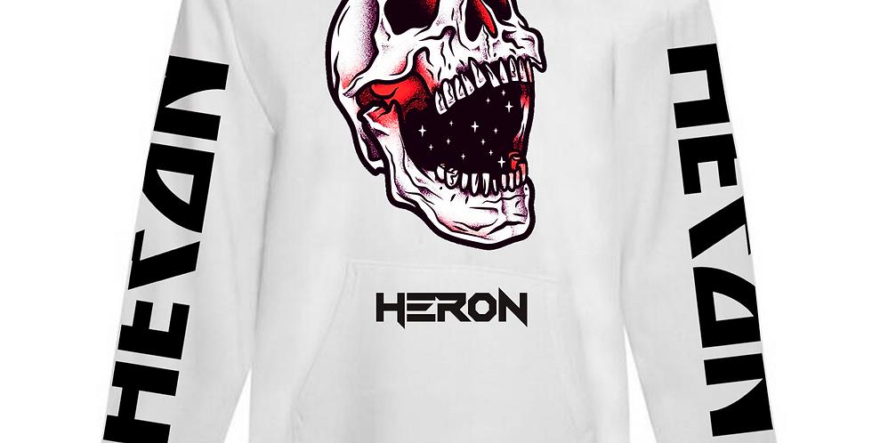 Speed demon hoodie (white)