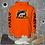 Thumbnail: Pablo 2.0 hoodie (Orange)