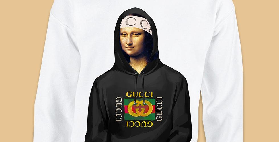 Mona  fall drip hoodie