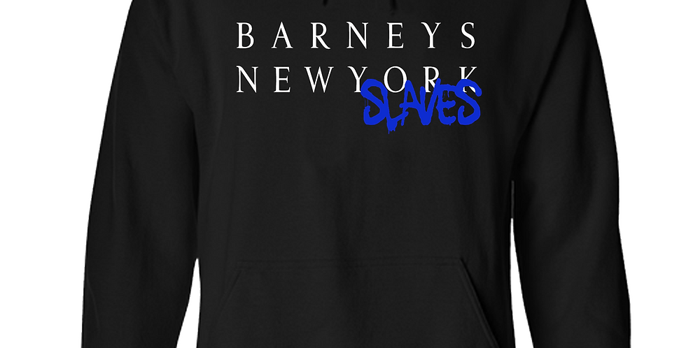 Barneys New Slaves hoodie (Royal)