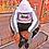 Thumbnail: Finish line hoodie (white)