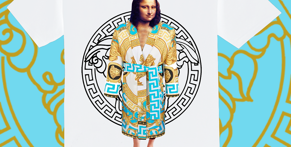 "Mona Lisa ""Donatella"" T-shirt"