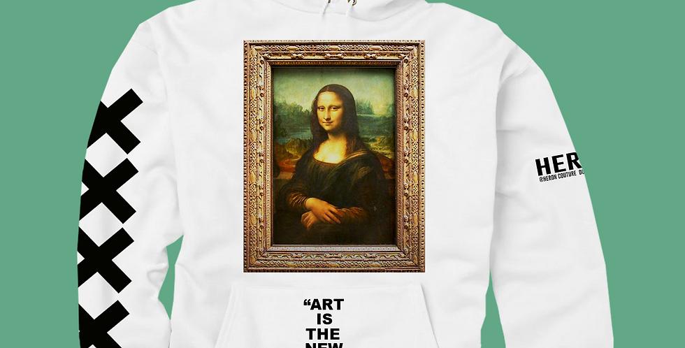 Mona art hoodie