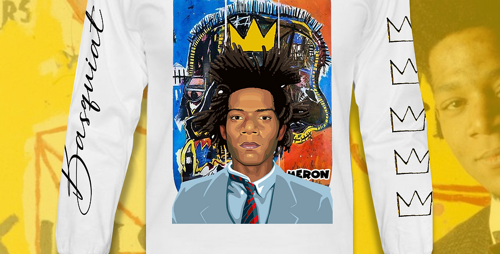 Basquiat canvas Top