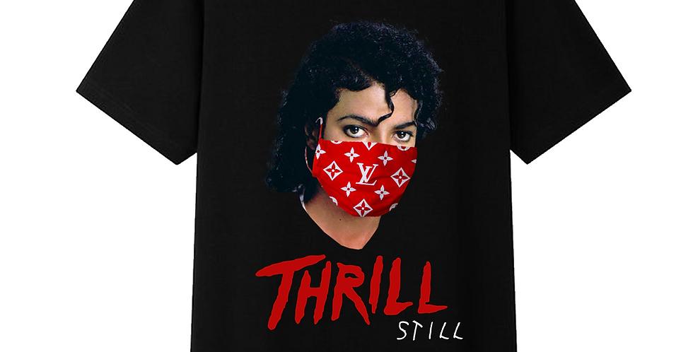 Still Thrill T-shirt (Black)