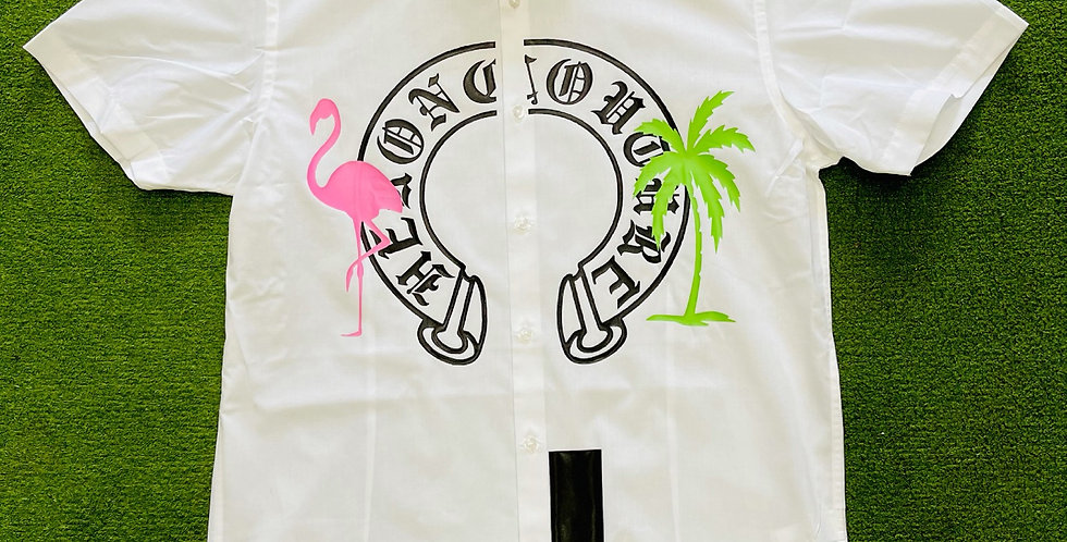Miami Vice Shirt (White)