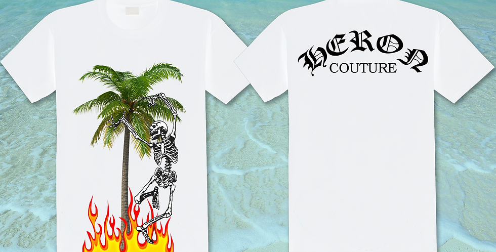 Heron Beach T-shirt