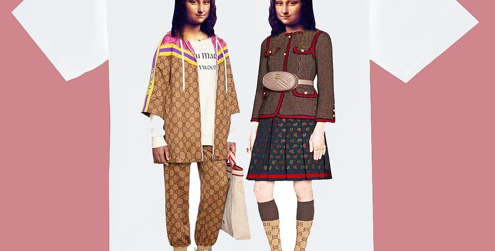 "Mona Lisa ""5th ave"" T-shirt"