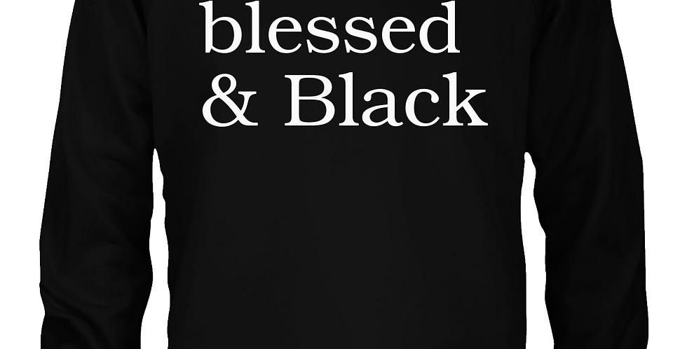 Blessed & Black Crewneck