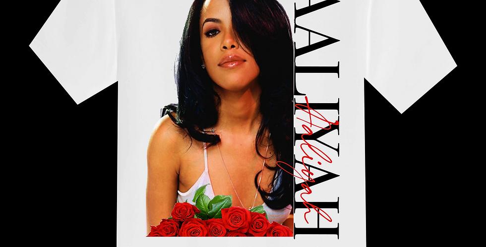 Vintage Aaliyah T-shirt