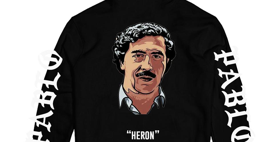 Escobar hoodie (black)