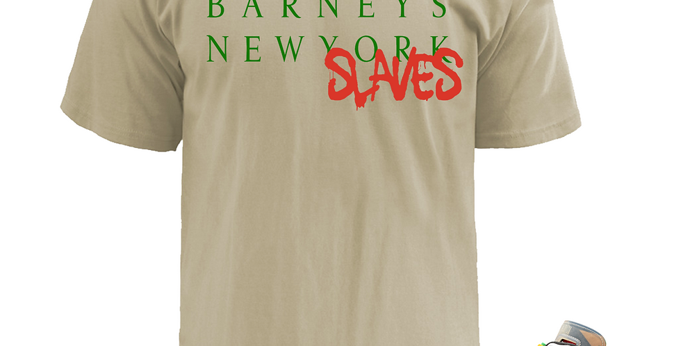 Barneys New Slaves T-shirt (Hare)