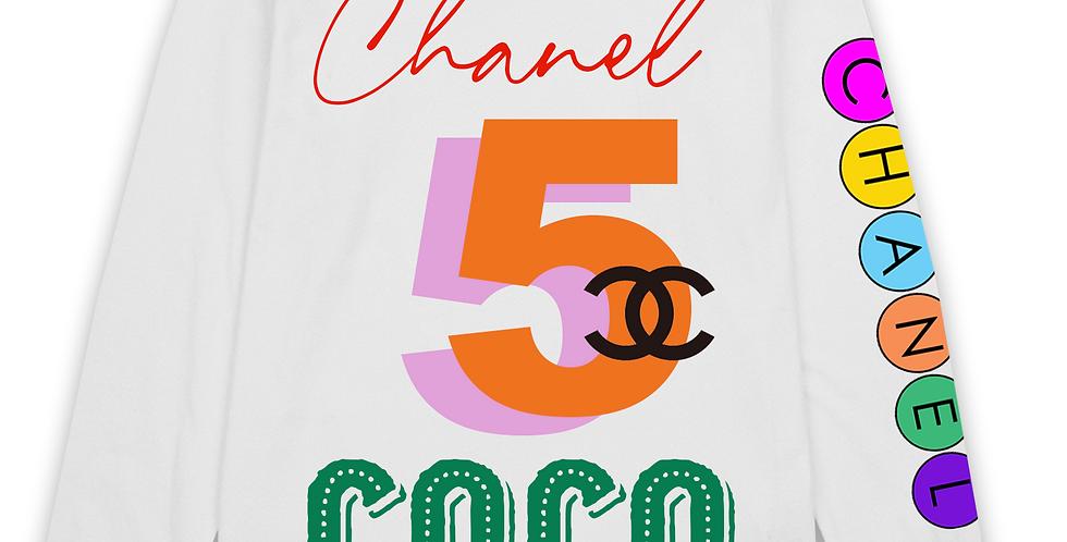Coco 5 Longsleeve T-shirt