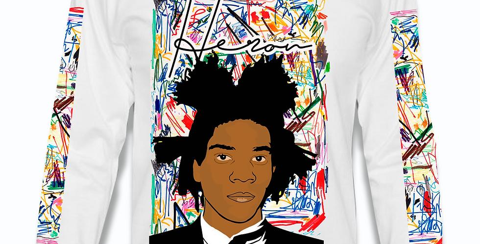 Basquiat Doodle Top
